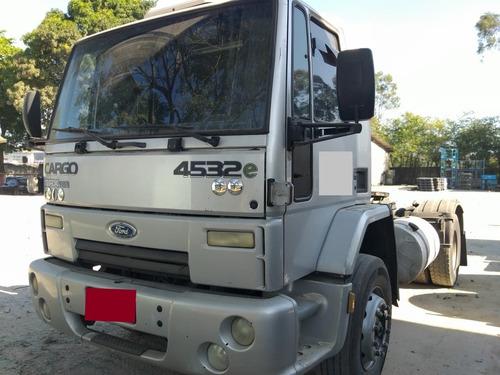 Imagem 1 de 12 de Ford Cargo 4532e Toco 4x2 2009