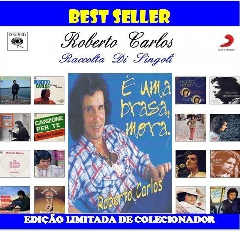 Cd Best Seller - Roberto Carlos - Italiano - Volume 02