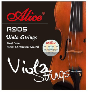 Cuerda Suelta 2da D De Viola 4/4 Alice A905d