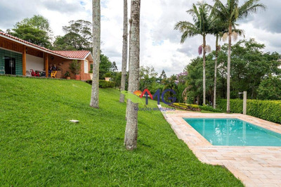 Chácara Residencial À Venda, Rosário, Atibaia - Ch0089. - Ch0089