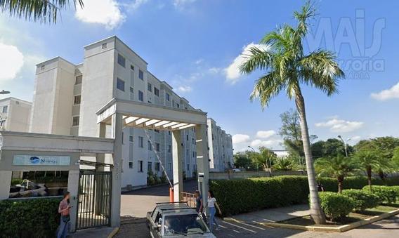 Apartamento Para Venda Em Sapucaia Do Sul, Centro, 2 Dormitórios, 1 Banheiro, 1 Vaga - Cwvap028_2-1026705