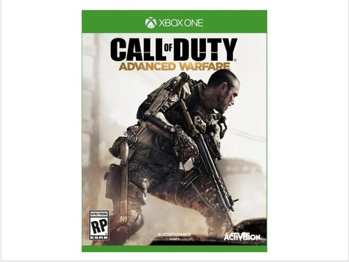 Xbox One Call Of Duty Advanced Warfare Mídia Física Naciona