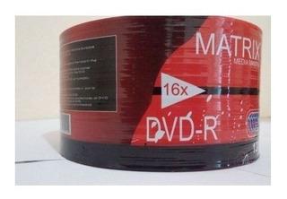 300 Dvd R Virgen Matrix 16x C/300 Peliculas 4.7gb Con Envio