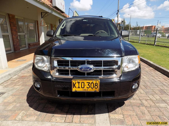 Ford Escape Xlt 3.0cc At Aa