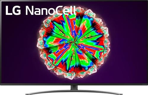 Imagen 1 de 8 de Smart Tv 55 Pulgadas 4k Ultra Hd LG 55nano81