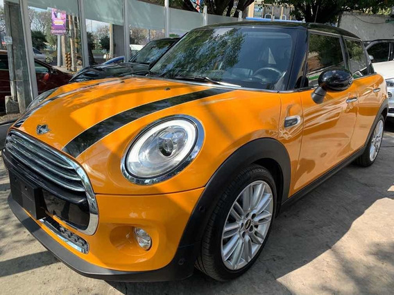 Mini Cooper 2018 1.5 Pepper 5 Puertas At