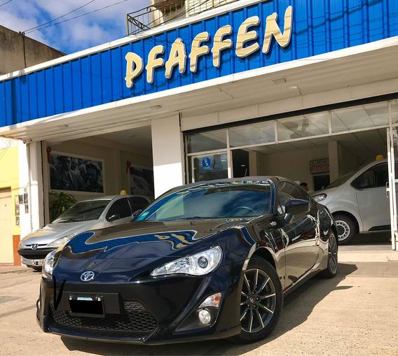 Toyota 86 2.0 Ft Mt 2013 Pfaffen Autos L