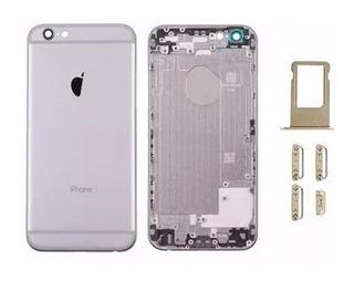 Carcaça Aro iPhone 6s Plus Tampa Traseira + Botões Laterais¿
