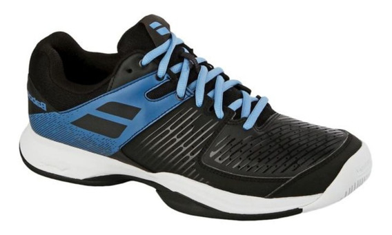 Tênis Babolat Pulsion All Court Men Black Blue Novo