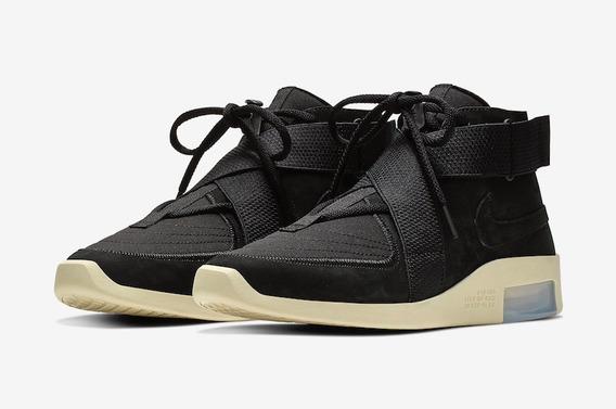 Tênis Nike Air Fear Of God Raid Black 41