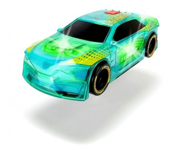 Auto Policia Dickie Toys Con Luz Y Sonido Fantastico!!