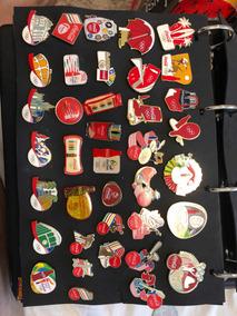Coleção Pins Coca-cola - Maior Coleção Da America Latina