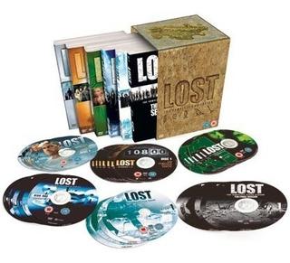 Lost - Perdidos , Serie Completa En Br - 6 Temporadas !!