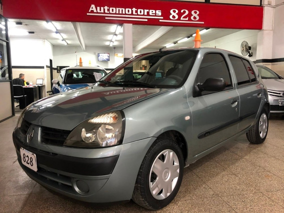 Renault Clio 1.6 Rn Pack Plus Full 2003 Financiamos