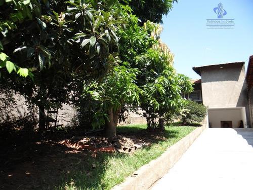 Casa  Residencial À Venda, Jardim Dos Manacás, Valinhos. - Ca1456