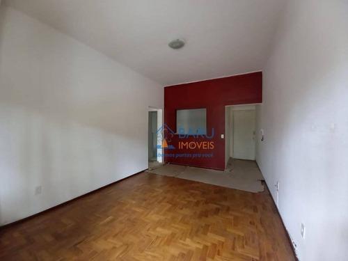 Imagem 1 de 9 de Apartamento Com 1 Dormitório, 46 M² - Venda Por R$ 330.000,00 Ou Aluguel Por R$ 1.600,00 - Higienópolis - São Paulo/sp - Ap62714