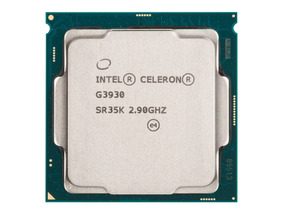 Processador Intel Celeron G3930 2.9 Ghz Lga 1151