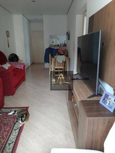 Excelente Apartamento À Venda No Condomínio Purus Em Barueri - Confira!!! - Ap2936