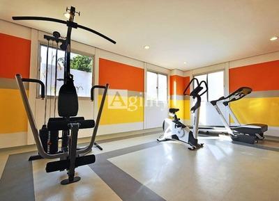 Apartamento Em Condomínio Padrão Para Venda No Bairro Vila Ema, 3 Dorm, 1 Suíte, 1 Vagas, 63 M - 6447