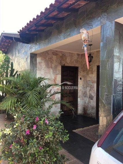 Casa Residencial À Venda, Jardim Floridiana, Rio Claro - Ca0182. - Ca0182
