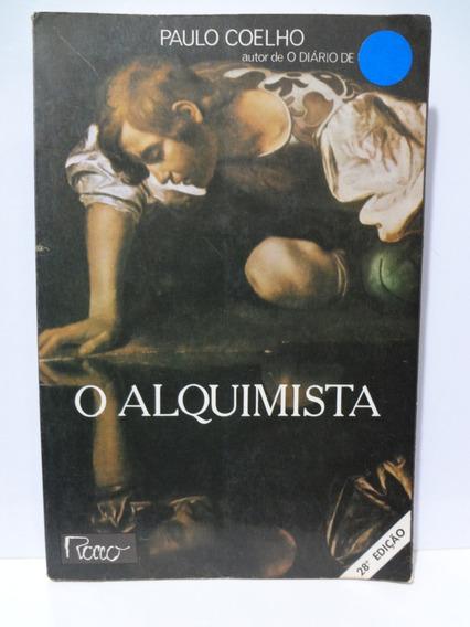 Livro O Alquimista Paulo Coelho