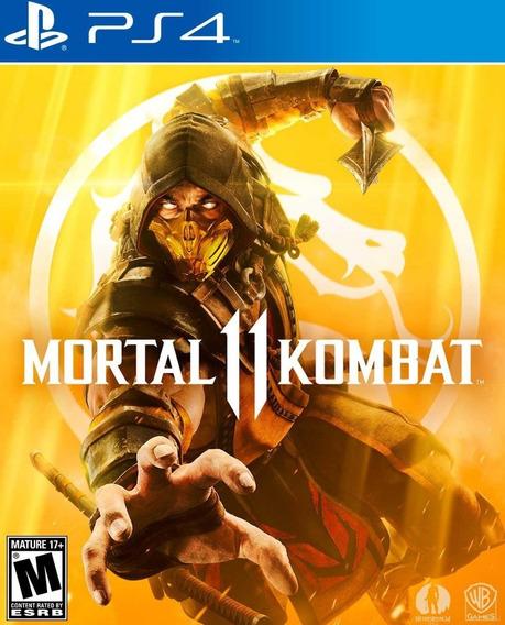 ..:: Mortal Kombat 11 ::.. Para Ps4 Play Station 4