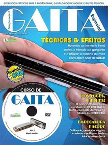 Método C/ Dvd Gaita Médio Vol 2