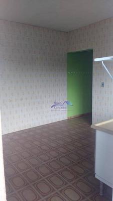 Casa Com 1 Dormitório Para Alugar, 30 M² Por R$ 750/mês - Sapopemba - São Paulo/sp - Ca0030