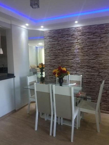 Apartamento Em Bandeiras, Osasco/sp De 55m² 2 Quartos À Venda Por R$ 260.000,00 - Ap304065