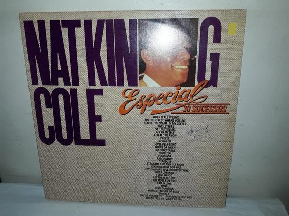 Lp Nat King Cole Especial 30 Sucessos 1979 Falta O Disco 1