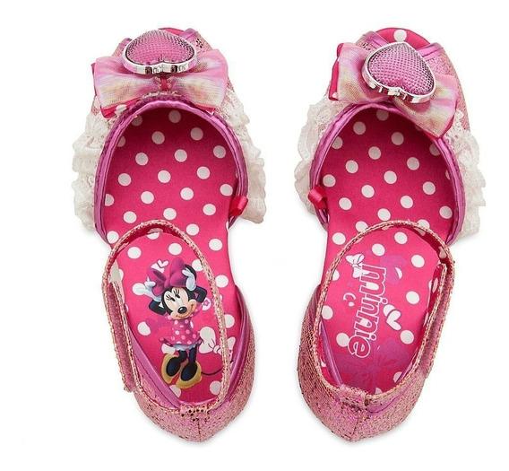 Sapato Minnie Mouse Original Da Loja Disney P/entrega