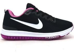 Tenis Nike Black Zoom Race Super Promoçao Barato Dia A Dia