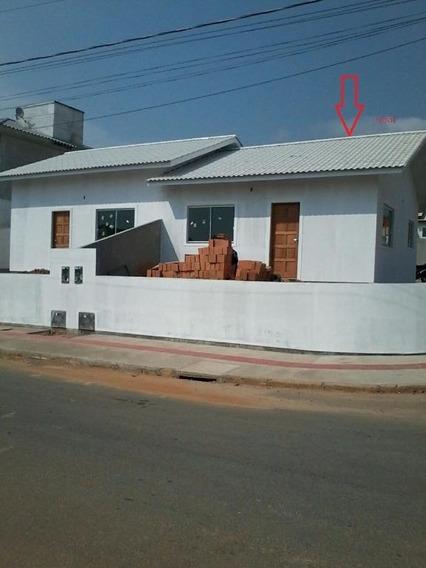 Casa Em Bela Vista, Palhoça/sc De 50m² 2 Quartos À Venda Por R$ 165.000,00 - Ca185803