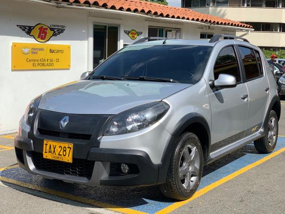 Renault Sandero Stepway Régulo