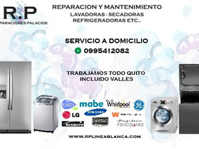 Reparacion Lavadoras Secadoras Refrigeradoras