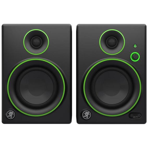 Monitor De Áudio 4 Mackie Par Com Bluetooth Cr4bt