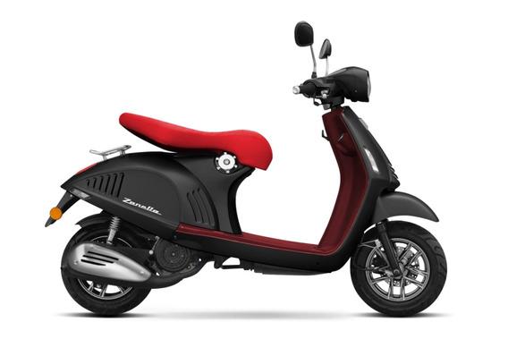 Moto Zanella Scooter Exclusive 150 Prima Sh