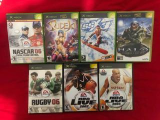 Juegos Originales Xbox Clásica