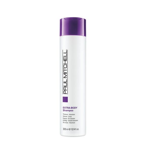 Shampoo Paul Mitchell Extra Body Daily 300ml + Brinde