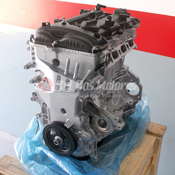 Motor Hyundai Tucson 2.0 16v Nota Fiscal E Garantia