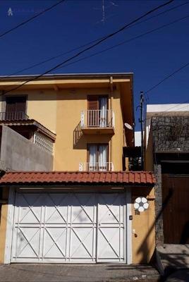 Sobrado Com 3 Dormitórios À Venda, 129 M² Por R$ 430.000 - Jardim Guayana - Taboão Da Serra/sp - So1125