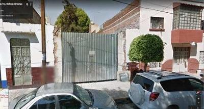 Venta Terreno San Miguel Chapultepec