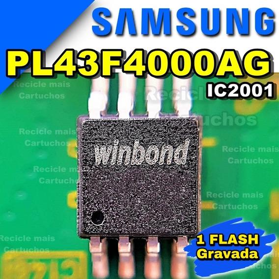 Memoria Flash Tv Samsung Pl43f4000ag Led Bios Eprom Gravada