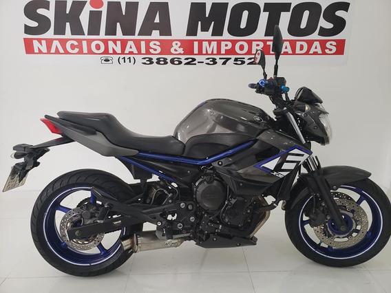 Yamaha Xj6 N Cinza - 2013 - Km 21000