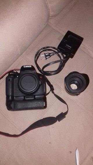 Canon T5i Kit Completo