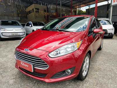 Ford Fiesta Sedan 2015 1.6 16v Se Flex Powershift 4p