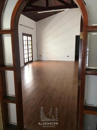 Casa Jd Europa Bragança Paulista - Ca0390-1