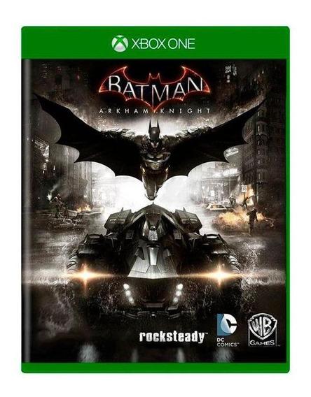 Batman Arkham Knight Xbox One Mídia Física Pronta Entrega