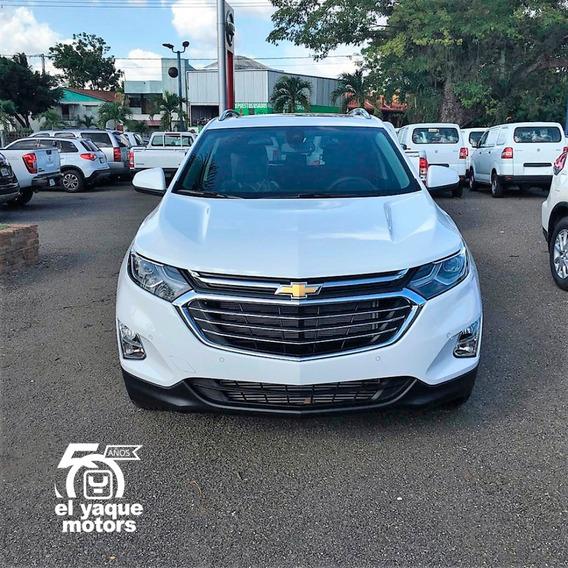 Nueva Chevrolet Equinox 2020 9% De Inicial A 6 Años