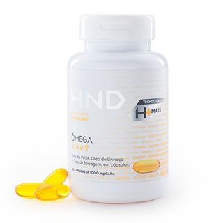35% Off - Hnd Ômega 3, 6, 9 Oleo De Peixe 1000mg Hinode